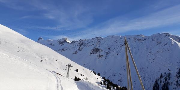 Winterwanderweg Darlux
