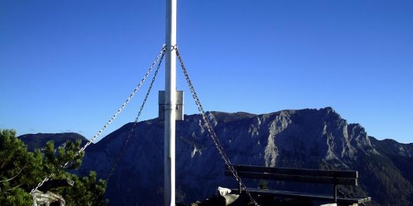 Gipfel Buchberg