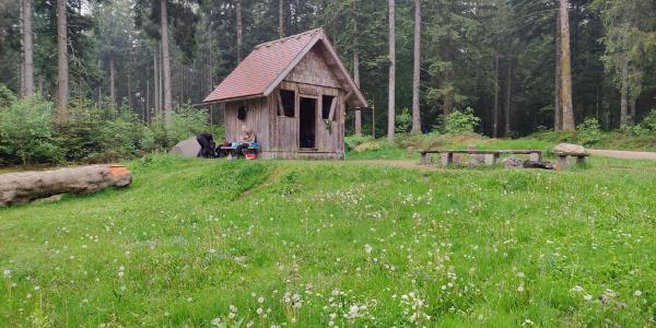 1. Wegscheidhütte