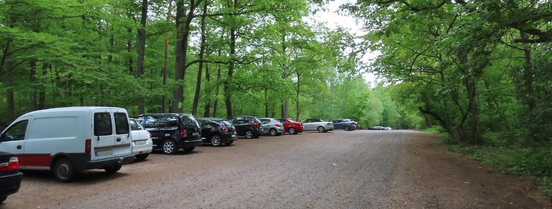 Wanderparkplatz Lindenmannsruhe