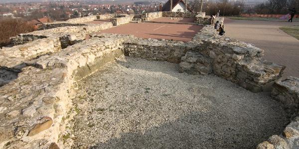 Árpád-kori templomrom (Budakalász)