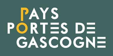 Logotipo P.E.T.R Pays Portes de Gascogne