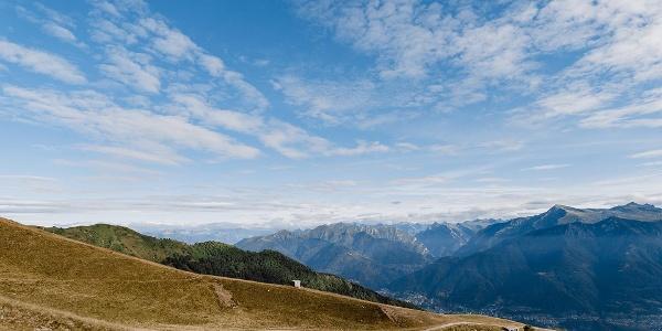 Alpe Foppa – Piano di Mora – Rivera (via diretta)