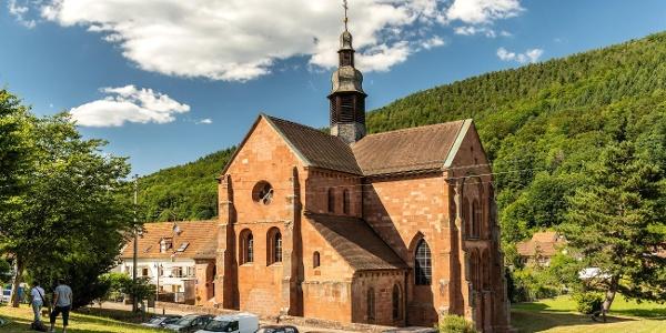 Klosterkirche Eußerthal