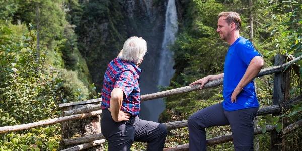 Wasserfall Rundweg Untersulzbachtal