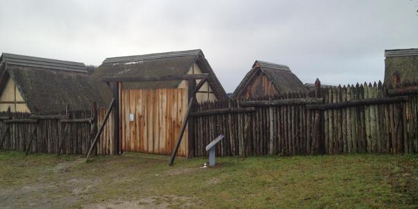 Keltensiedlung