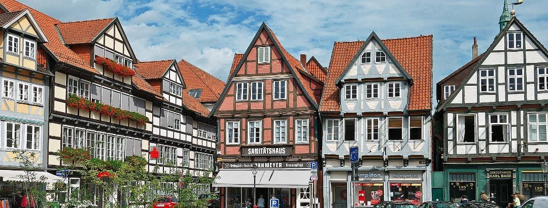Marktplatz in Celle