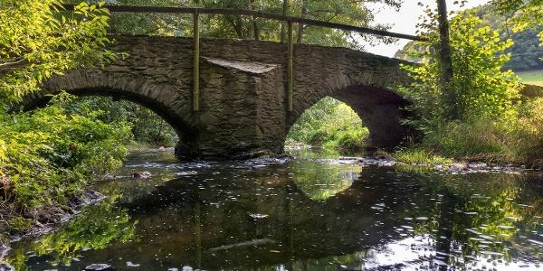 Eisenhammer - Brücke über die Auma