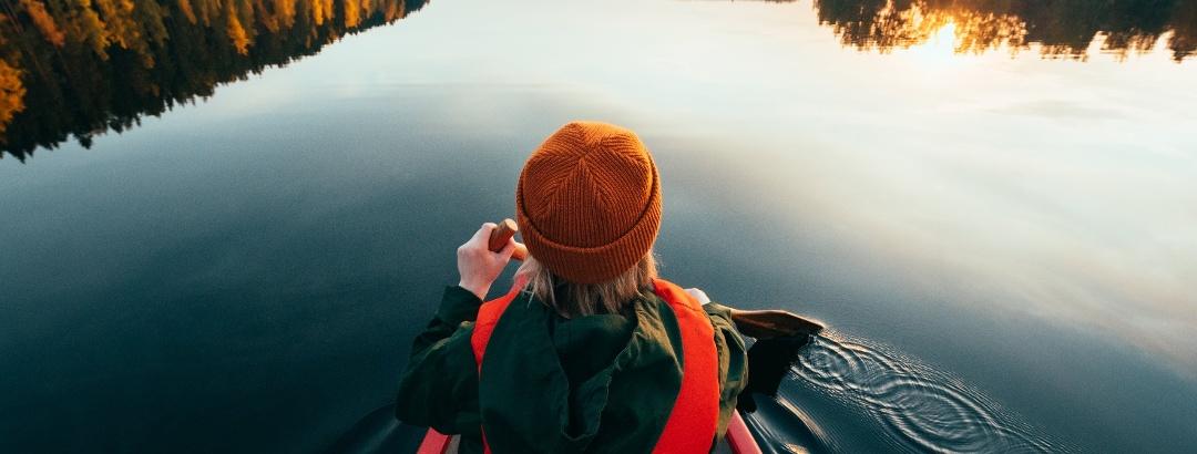 Die Seen in der Region bieten zahlreiche Aktivitäten