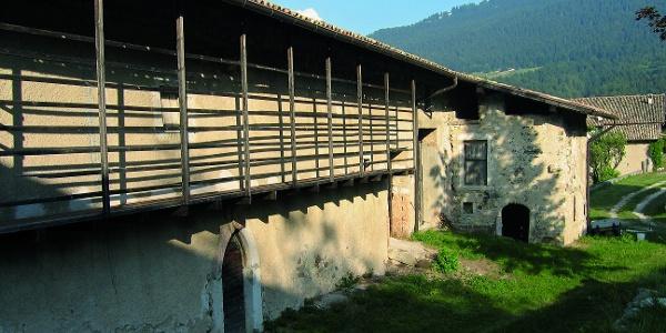 Il complesso di Sant'Anna