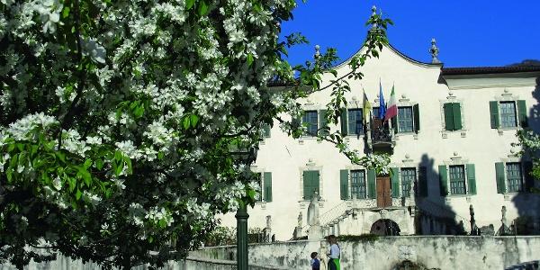 Villazzano, il parco della Villa de Mersi