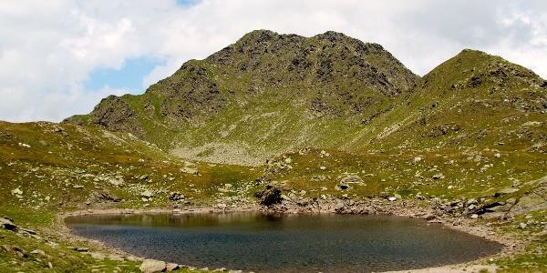 Bergtour vom Ratschingstal auf die Kleine Kreuzspitze am Jaufenkamm.