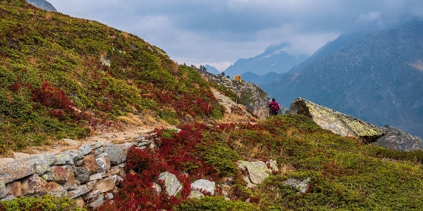 Wanderung zum Staldhorn