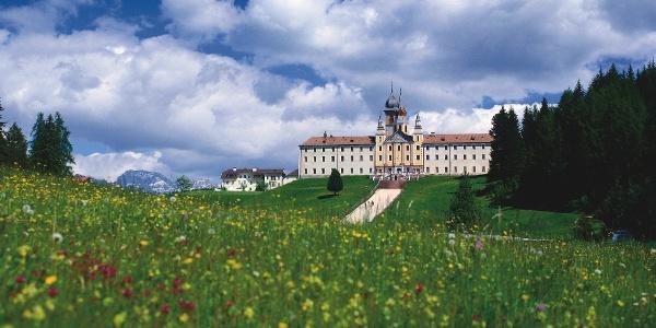 Radtour von Bozen nachMaria Weißenstein bei Petersberg, der beliebtesten Pilgerstätte Südtirols.