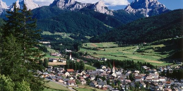 Von Welsberg im Pustertal zum Olanger Stausee.