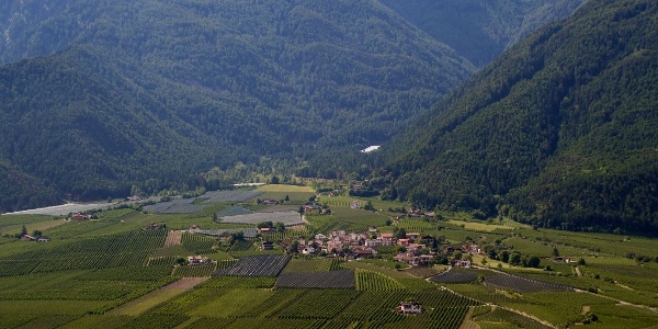 Die Tomberg Tour führt auch an Tabland am Nörderberg vorbei.