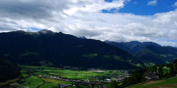 Von Schmuders oberhalb von Wiesen ist es nicht mehr weit bis zum Braunhof.