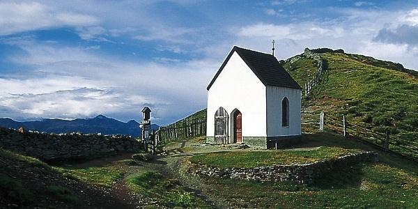 Das Totenkirchlein auf der Villanderer Alm