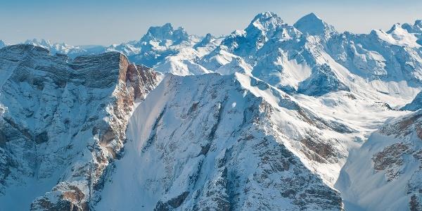 Die Senneser Karspitze im Hochpustertal
