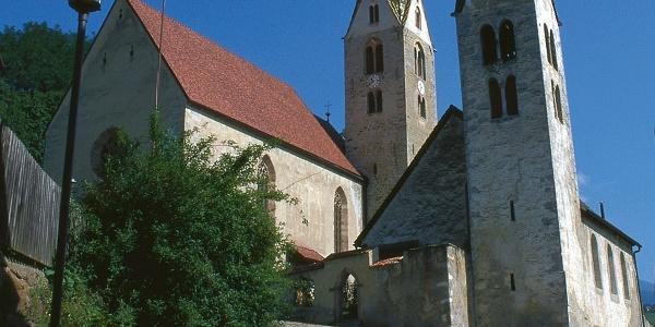 Kirchen in Villanders