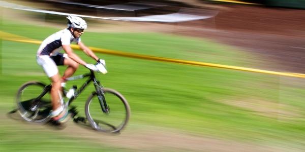 Doloronda ist nicht nur stures Pedale treten! Bogenschießen, MTB-Geschicklichkeitstest und Zeitfahren ist gefragt!