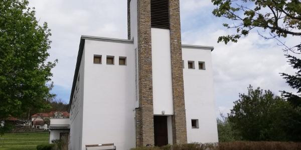 Kirche von Inzenhof