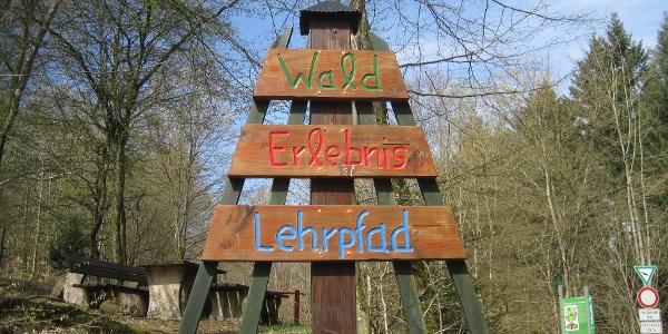 Wald-Erlebnis-Lehrpfad, Birresborn