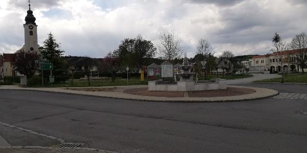 Am Dorfbrunnen-Kemeten