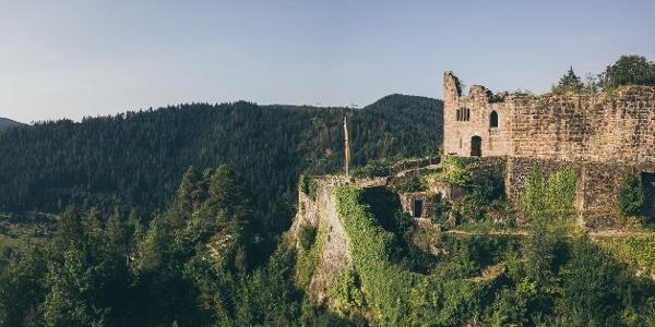 Ruine Hohenschramberg