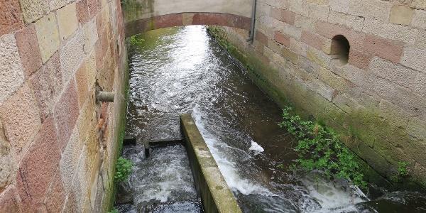 Altes Wasserwerk am Alten Sägewerk/ Mittelmühle in Bellheim