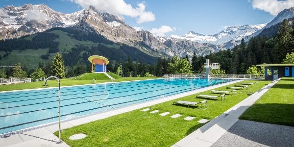 Schwimmbad Gruebi