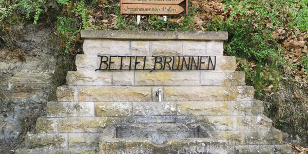 Bettelbrunnen am Haardweg