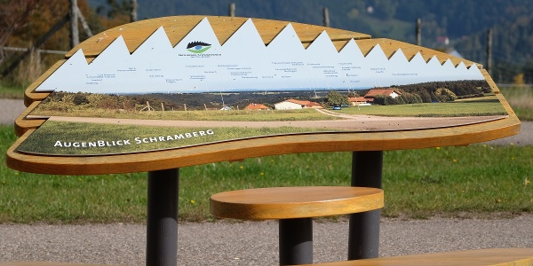 Naturpark Augenblick Schramberg am Auerhahnweg