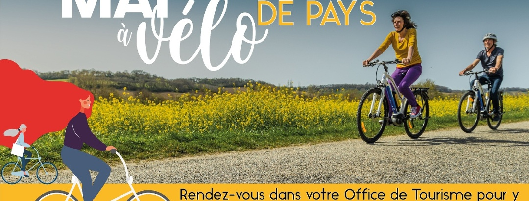 Mai à Vélo de Pays 2021