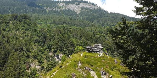 Ruine Wackenau