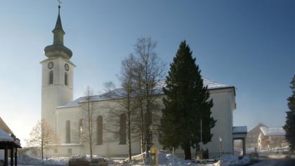 Hittisau, Katholische Pfarrkirche Heilige Drei Könige