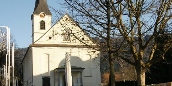 Hörbranz, Katholische Pfarrkirche Heiliger Martin
