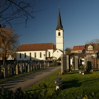 Hörbranz, Katholische Pfarrkirche Heiliger Martin 1