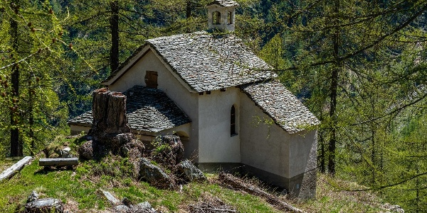 chapel of Maria Brun