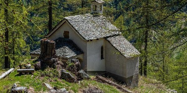 Kapelle Maria Bru Zwischbergen