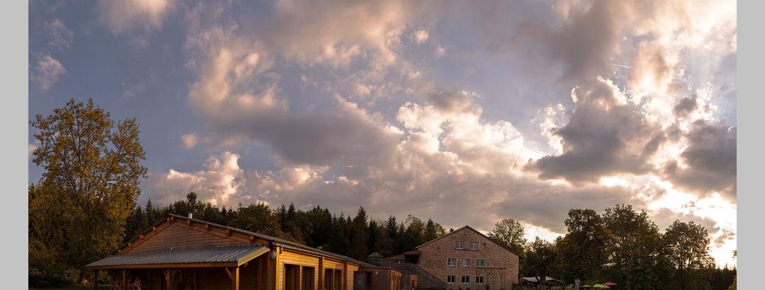 Espace Rivoire, centre de ressourcement en pleine nature
