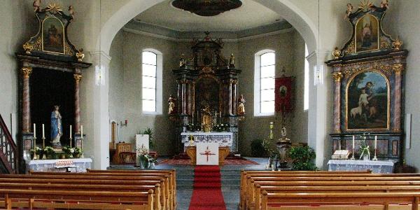 Krumbach, Katholische Pfarrkirche Heiliger Martin 1