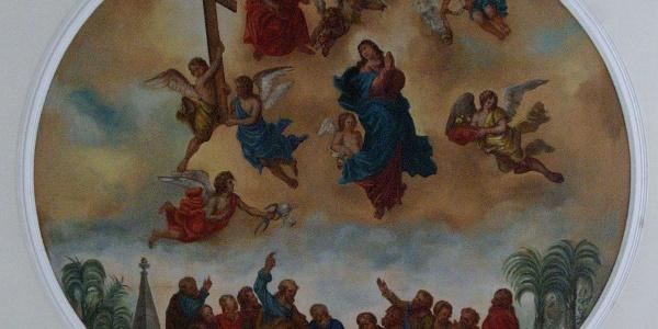 Krumbach, Katholische Pfarrkirche Heiliger Martin 3