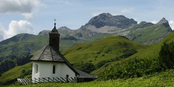 Lech, Expositurkirche Heiliger Martin