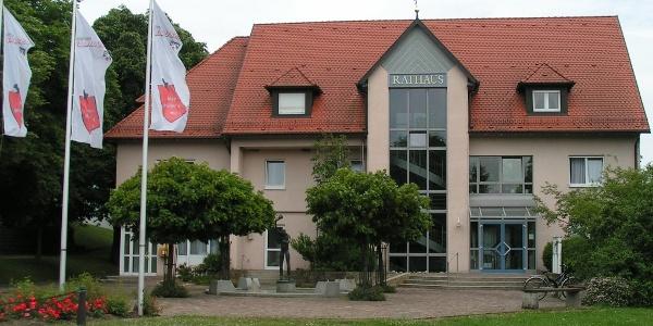 Rathaus in Wallhausen