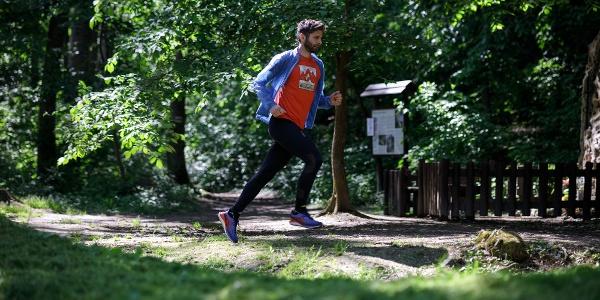 Futás a Koloska-völgyben