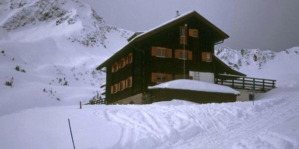 Einkehr und Unterkunft in der Schwarzwasserhütte