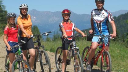Mountainbiketour vom Berg zum See