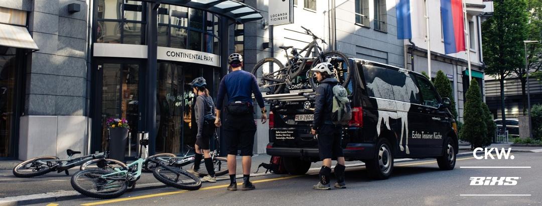 Tell Rides Bike-Hotel und Bike-Guides