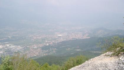 Sicht auf Rovereto